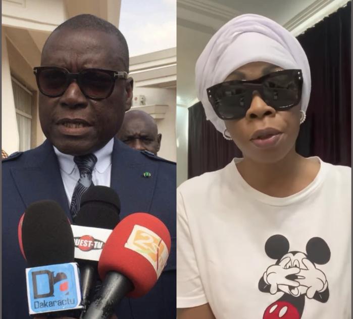Suite aux accusations de Aby Ndour : Atépa demande à son avocat de porter plainte et promet d'offrir 4 miroirs à la chanteuse.