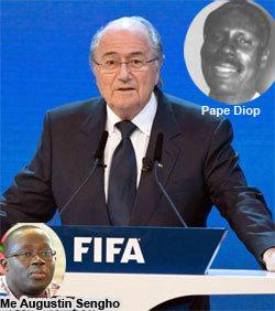 Sepp Blatter : ''Pape Diop était un sélectionneur exceptionnel doublé de découvreur de talents''