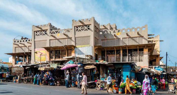 Il faut sauver le marché San-daga : restaurer n'est pas reconstruire !