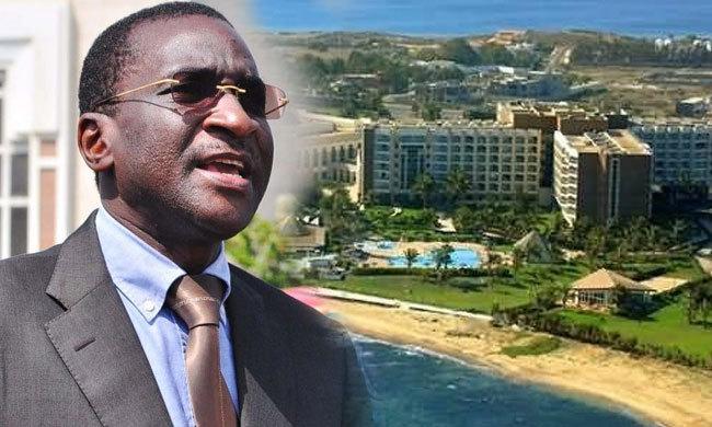 """SENGEAL-HOTEL-GESTION  Mamadou Racine Sy """"debout"""" en dépit de la volonté d'''étrangers de l'écarter de la gestion"""" du King Fahd"""