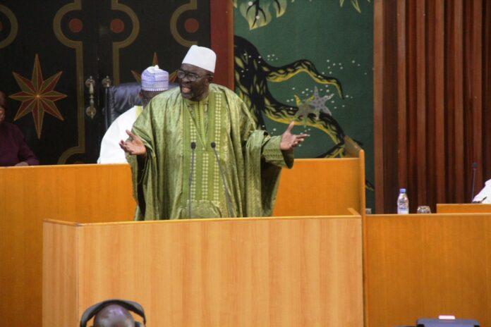 Assemblée nationale : Moustapha Cissé Lo exclu du Groupe Parlementaire de Benno Bokk Yaakaar.