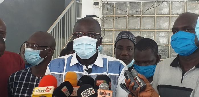 Thiès : «Toutes les mesures sont prises sur le plan sanitaire pour faciliter le retour des étudiants en salle» (Cheikh Sall)