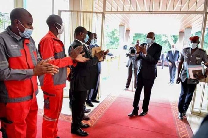 Côte d'Ivoire : Décès du Premier ministre Amadou Gon Coulibaly après son malaise en plein conseil des ministres.