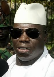 "Yahya Jammeh lance ""l'Opération Tabaski""."