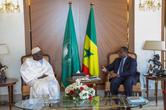 Rappel à Dieu de la mère de Khalifa Sall : Aly Ngouille pour présenter les condoléances du Chef de l'État