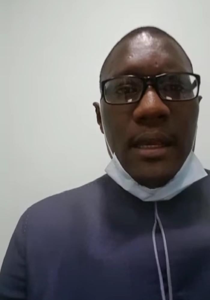 Samba Kandji (Vice-président USO) : « La fédération veut à tout prix empêcher la montée de Ouakam dans l'élite »