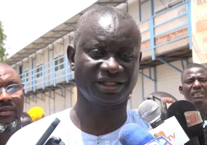ISEG : Les employés réclament 26 millions de FCFA  d'arriérés de salaire au PDG Mamadou Diop.