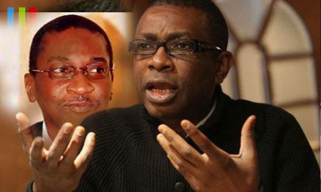 Rencontre entre Youssou Ndour et Racine Sy.