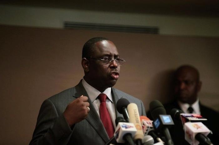 Amélioration de l'économie nationale : Macky Sall motive ses ministres.