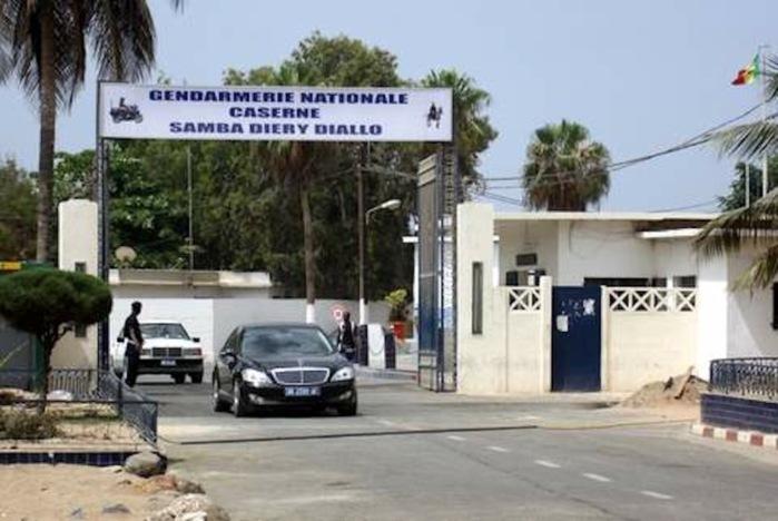 Coup de filet fructueux de la Section de recherches de la gendarmerie à Dakar.