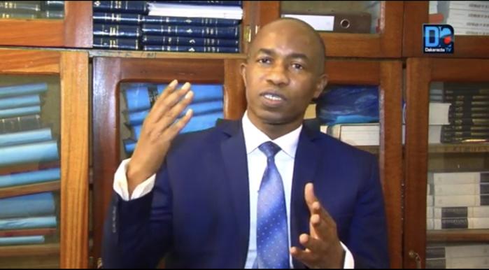 « Si les journalistes de l'État ont le droit d'accéder au palais de justice, il n'y a pas de raison qu'on interdise l'accès à d'autres journalistes » (Président UMS)