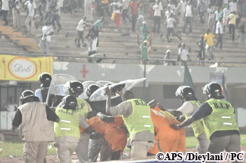Sénégal - Côte d'Ivoire : Des incidents hypothèquent l'avenir du football national