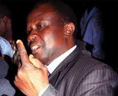 Surveillance de la maison de Joseph Koto.