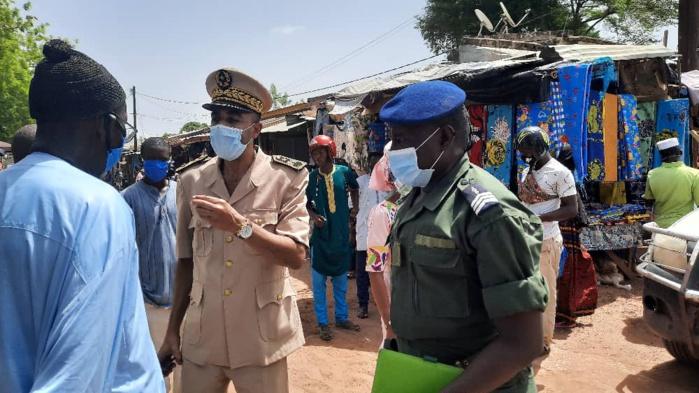 Saïd Dia, préfet de Vélingara : « Les stratégies ont été multiples et variées en fonction de l'évolution de la maladie… »