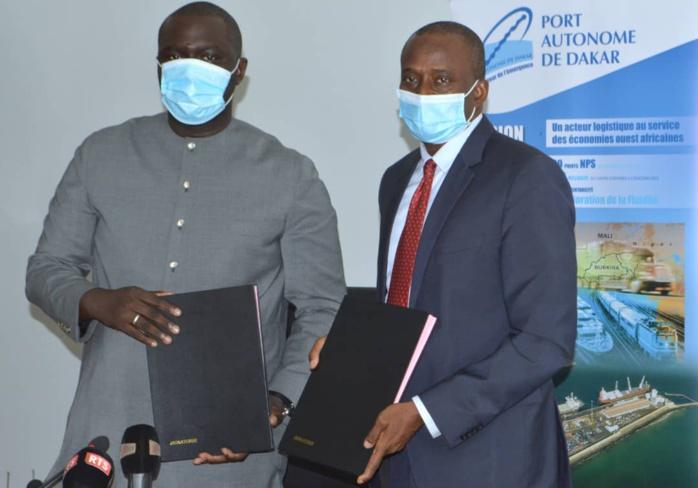 SENEGAL ZERO DECHET : convention entre le ministère de l'Urbanisme et la Fondation du Port autonome de Dakar