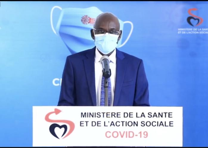SÉNÉGAL : 112 nouveaux cas testés positifs au coronavirus, 130 nouveaux guéris, 3 nouveaux décès et 38 cas graves en réanimation.
