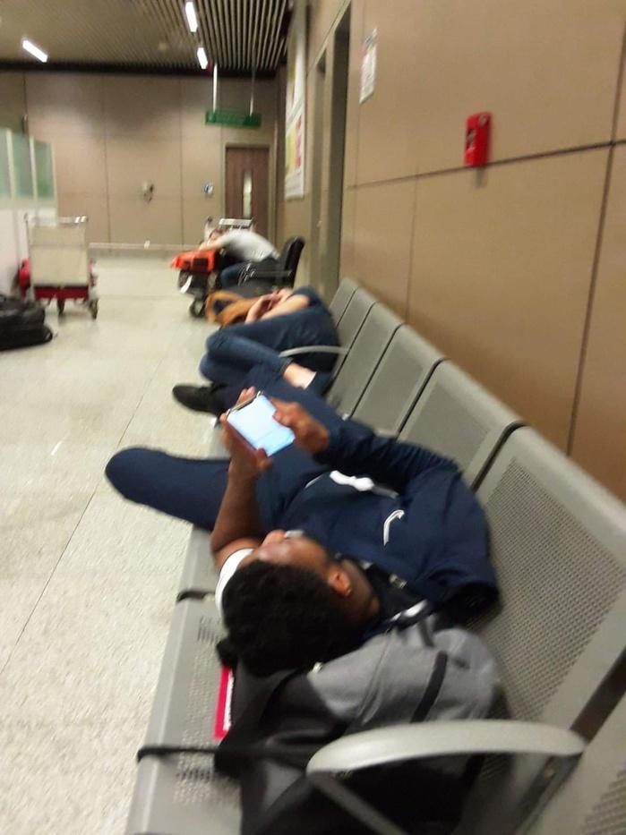 AIBD : Des européens bloqués à l'aéroport à cause de la crise UE/Sénégal