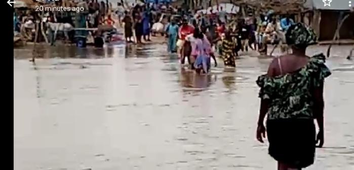 RANÉROU FERLO / Le village de THIONOKH SANGUE coupé du reste du pays : Le Dr Ibrahima Ka tire la sonnette d'alarme.