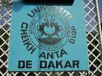 Les étudiants en colère à l'université Cheikh Anta Diop