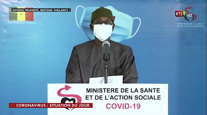 SÉNÉGAL : 125 nouveaux cas testés positifs au coronavirus, 50 nouveaux guéris, 3 nouveaux décès et 45 cas graves en réanimation.