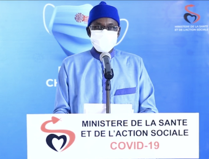 SÉNÉGAL : 141 nouveaux cas testés positifs au coronavirus, 89 nouveaux guéris, 4 nouveaux décès et 35 cas graves en réanimation.
