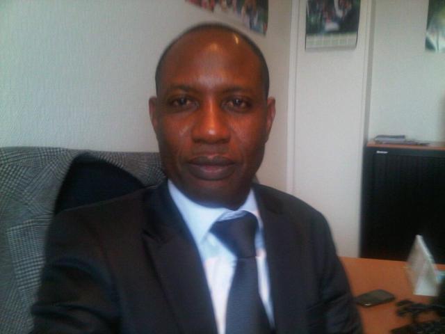 Portrait de Amadou Diallo, nouveau consul général du Sénégal à Paris