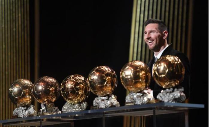 Ballon d'or France Football : Il n'y aura pas de vainqueur en 2020.
