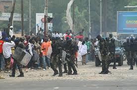 Dernière minute : Affrontements au marché Sandaga entre thiantacounes et policiers.