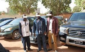 Mbour : 5 voleurs et receleurs de véhicules 4X4 arrêtés.