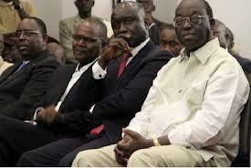 Grosse affluence au palais présidentiel : Macky recevait ses alliés.