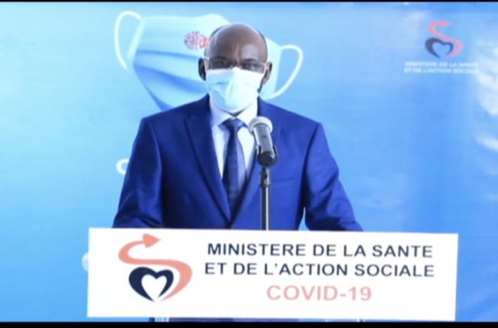 SÉNÉGAL : 41 nouveaux cas testés positifs au coronavirus, 114 nouveaux guéris, 4 nouveaux décès et 50 cas graves en réanimation.