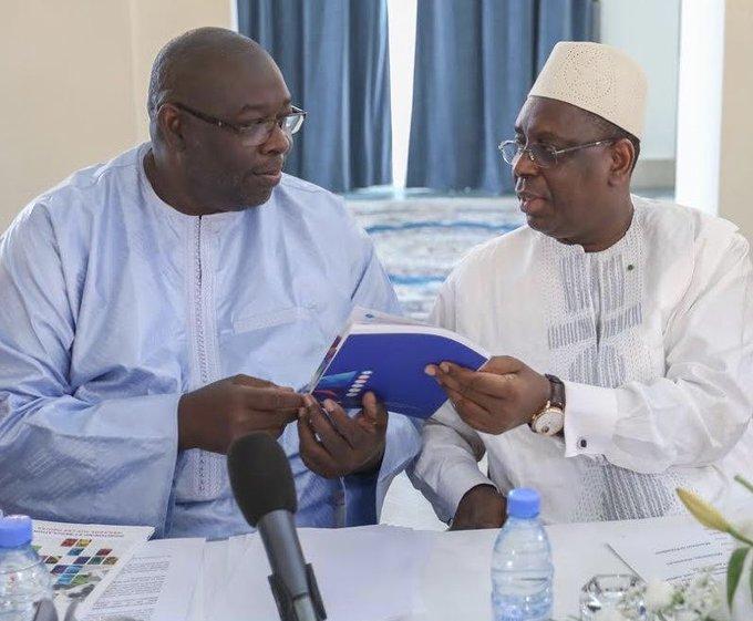 Ngaparou : Le président Macky Sall attendu à 15h pour présenter ses condoléances à la famille de Babacar Touré...