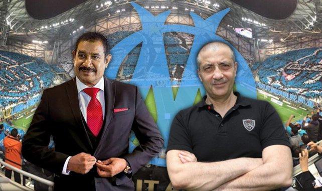 Rachat de l'Olympique de Marseille : Boudjellal et Ajroudi reviennent à la charge malgré la réticence de McCourt et Cie.