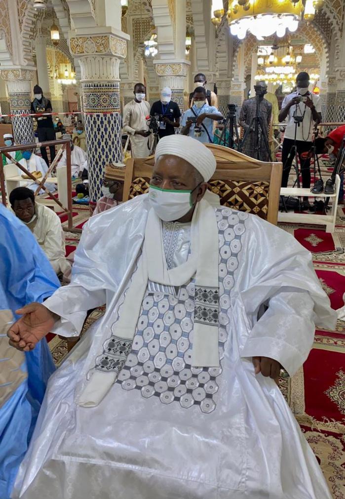 Aïd-el Kabir à Dakar : La Fédération Jamhiyatu Ansaarud-dîn de Dakar va prier à l'école Sayda Mariama Niasse