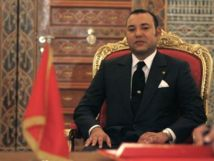 Le Roi du Maroc accorde une audience à Monsieur Christopher Ross