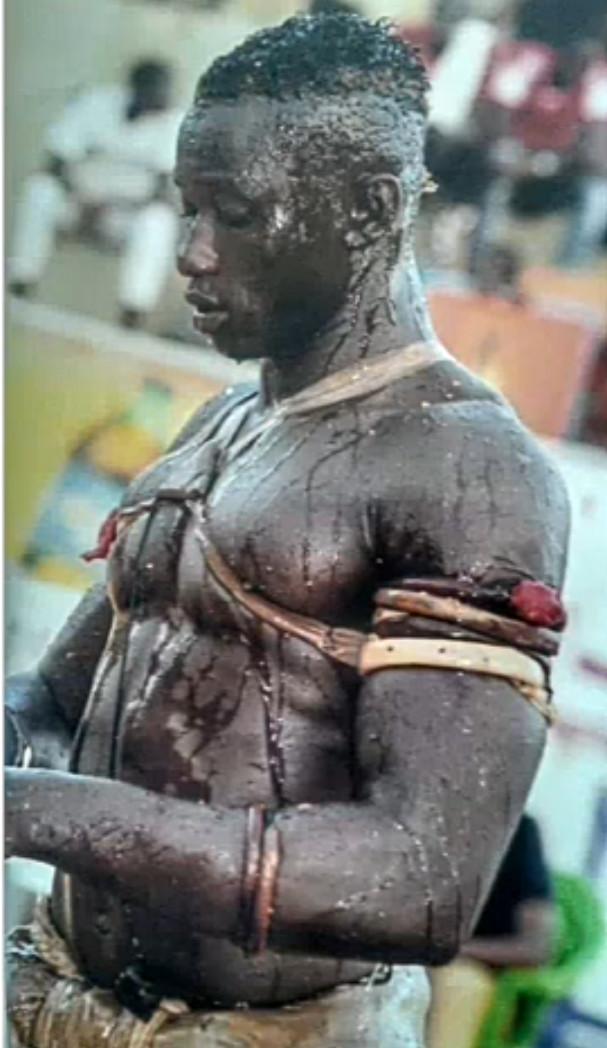 Nécrologie : Le lutteur Rufisquois, Papa Yade 2, est décédé.