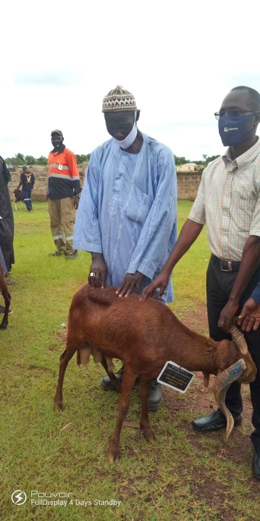 Kédougou / Sabodala : La SGO forme 15 jeunes aux métiers de la boulangerie et a  appuyé 22 chefs de village et Imams à l'occasion de la Tabaski.
