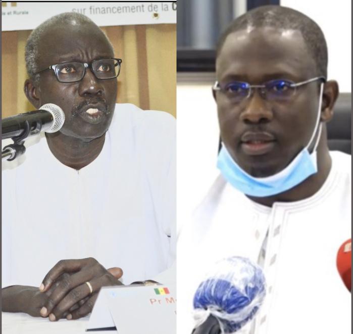 HOMMAGE au Professeur Moustapha SOURANG. (Par Moise SARR, Secretaire d'État, Chargé des sénégalais de l'Extérieur)