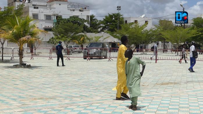 Médina Baye / Inhumation de «Papeu Cheikh» : Les préparatifs vont bon train (Images).