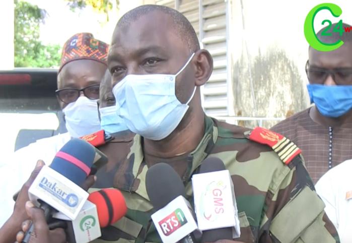 Direction service d'hygiène : Le Colonel Maodo Malick Diop, nouveau patron...