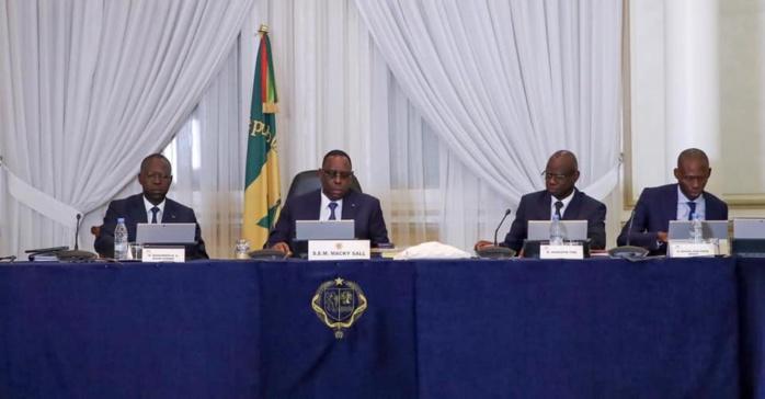 La nomination en conseil des ministres du Mercredi 5 Août 2020