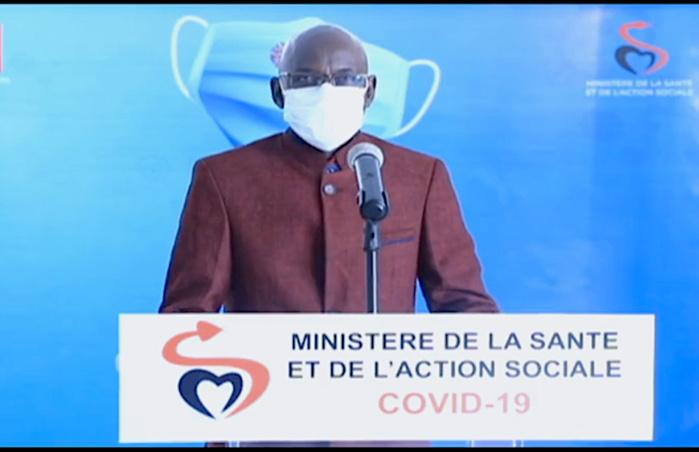 SÉNÉGAL : 177 nouveaux cas testés positifs au coronavirus, 113 nouveaux guéris, 5 nouveaux décès et 33 cas graves en réanimation.