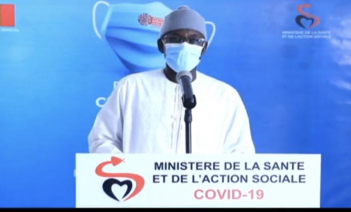SÉNÉGAL : 172 nouveaux cas testés positifs au coronavirus, 85 nouveaux guéris, 2 nouveaux décès et 39 cas graves en réanimation.