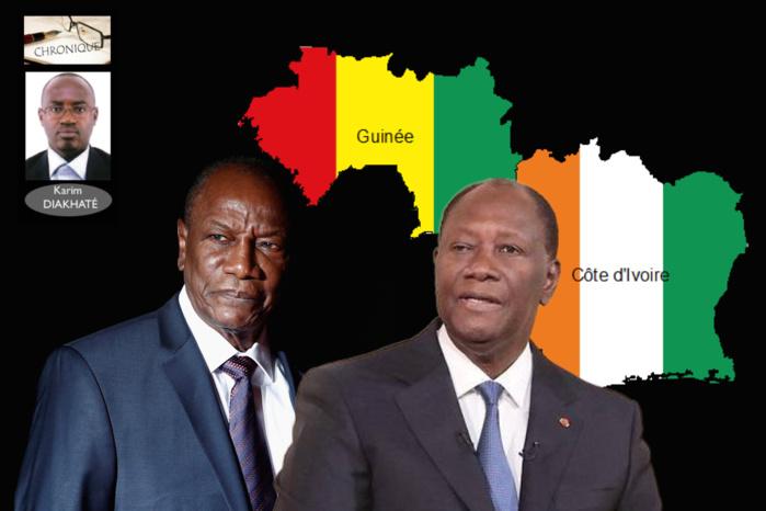 CHRONIQUE DU VENDREDI 7 AOÛT 2020 / PRÉSIDENTIELLES EN OCTOBRE 2020 Alassane Ouattara, Alpha Condé : même come back.