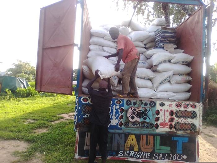 Lutte contre la covid-19 à Kolda : Distribution de semences de riz aux producteurs…