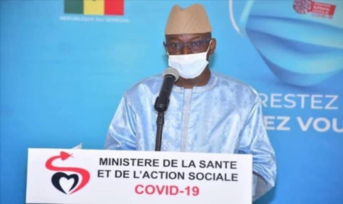 Face à la presse : Voici l'intégralité de la déclaration du ministre de l'intérieur Aly Ngouille Ndiaye.