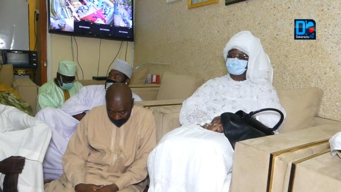 """Présentation de condoléances à Médina Baye / Mariama Sarr : «On l'appelait affectueusement """"Papeu Cheikh"""" parce qu'il jouait le rôle de père»."""