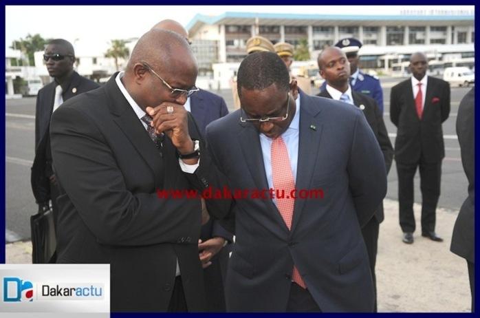 "Des responsables ""Apéristes"" s'activent pour que Macky reçoive Alioune Badara Cissé"