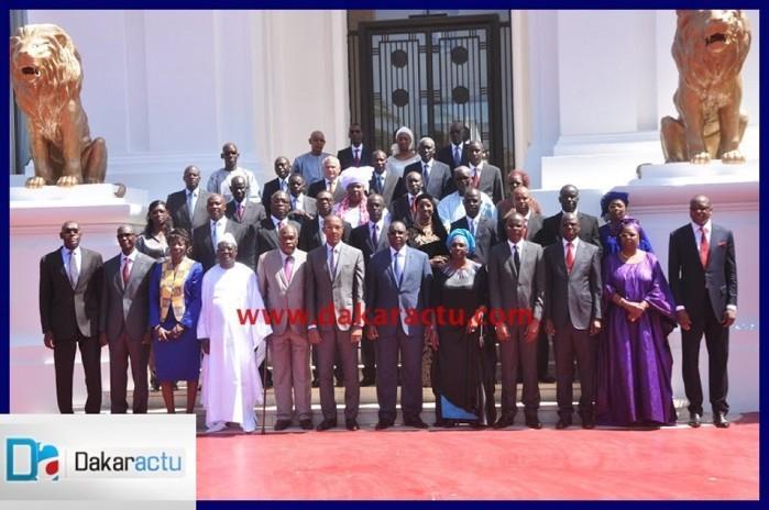 Sénégal : En images, les nouveaux membres du gouvernement