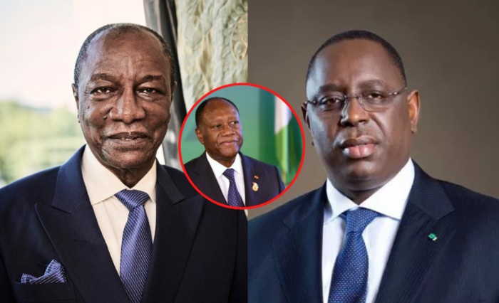 Comme ADO et Condé, Macky Sall briguera un troisième mandat.